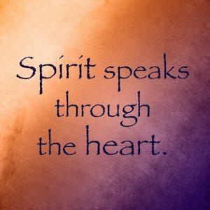 Trusting Inner Guidance